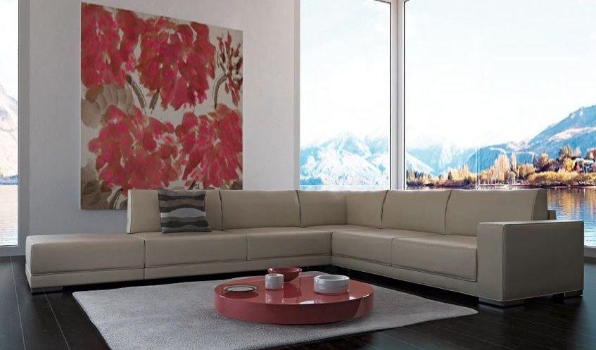 Moderno sofá modular