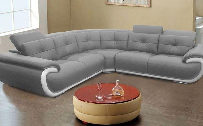 Sofá  6 plazas rinconero con cama