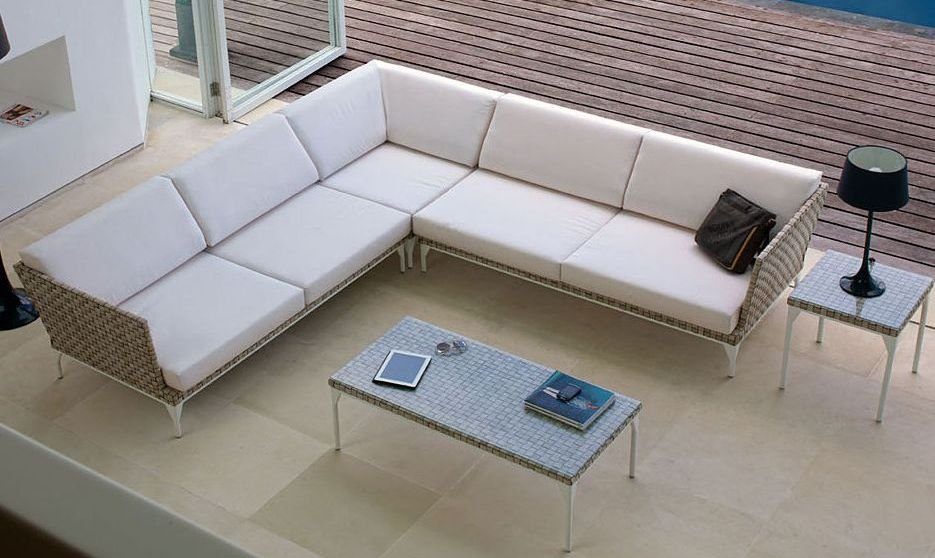 Sof s esquineros modernos for Sofa esquinero jardin