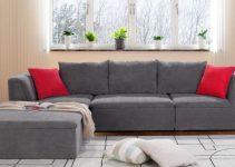 Sofá rinconera moderno pequeño