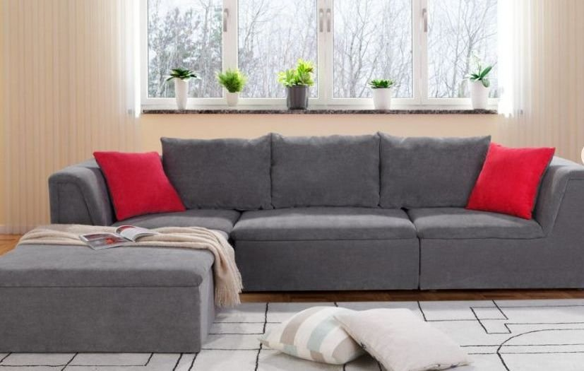 Sofa esquinero moderno - Sofas modernos fotos ...