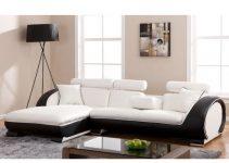Sofá rinconero moderno tapizado