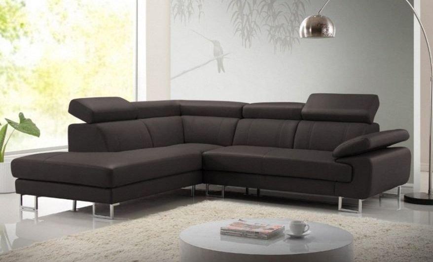 Sof s esquineros modernos for Sofas tela modernos